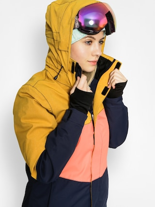 Kurtka snowboardowa Rehall Ashley Wmn (honey gold)