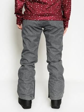 Spodnie snowboardowe Rehall Fee Wmn (grey melange)