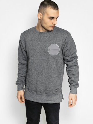 Bluza Backyard Cartel Side (grey heather)