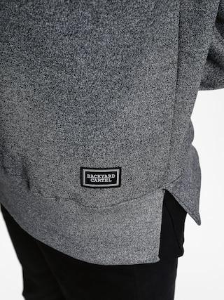 Bluza Backyard Cartel Side (grey heather)