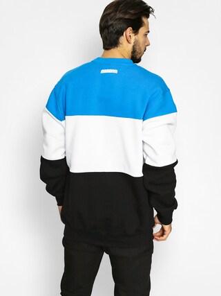 Bluza MassDnm Classics Cut (blue/white/black)
