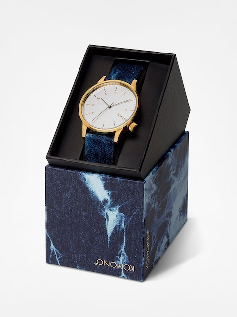 Zegarek Komono Winston Heritage (indigo denim)