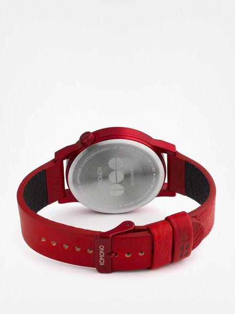 Zegarek Komono Winston Regal (all red)
