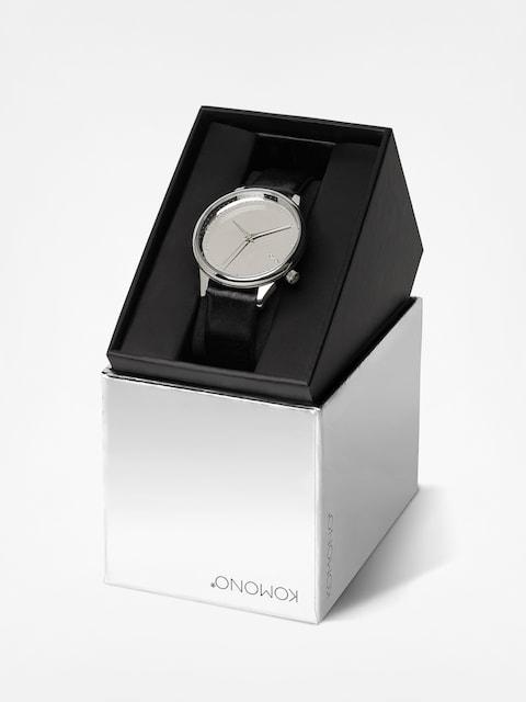 Zegarek Komono Estelle Mirror Wmn (silver/black)
