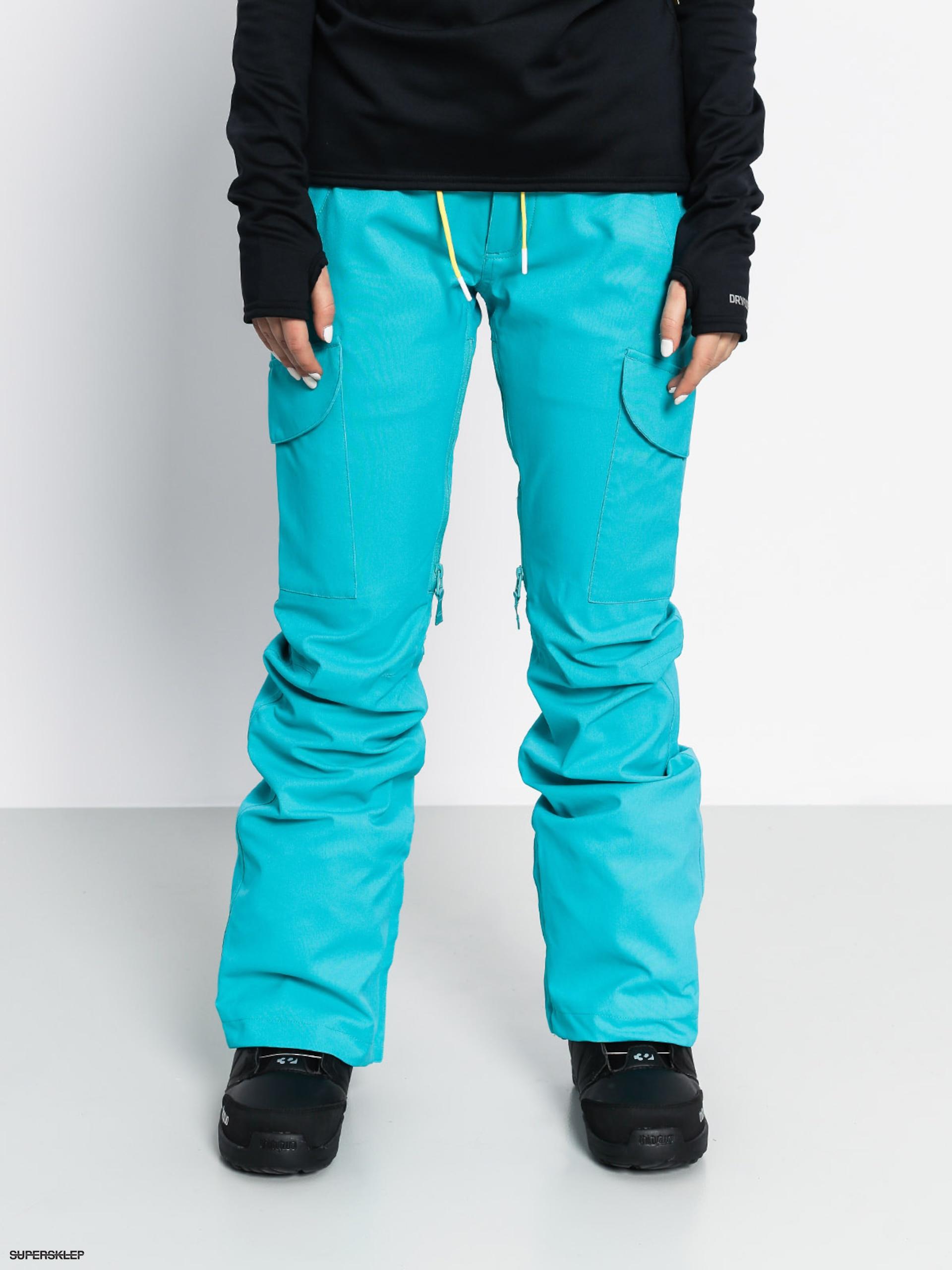 Spodnie snowboardowe Burton Twc Nexterday Wmn (everglade)