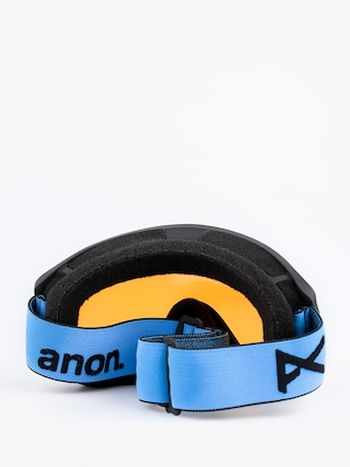 Gogle Anon Relapse Mfi (blacknblue/blue amber)
