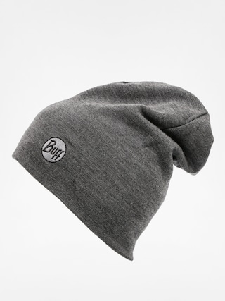 Czapka zimowa Buff Merino Wool Thermal (solid grey)