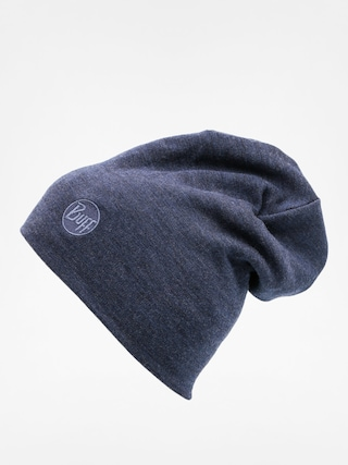 Czapka zimowa Buff Merino Wool Thermal (solid denim)