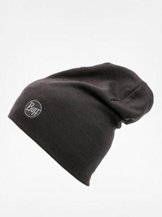 Czapka zimowa Buff Heavy Merino Wool (solid black)
