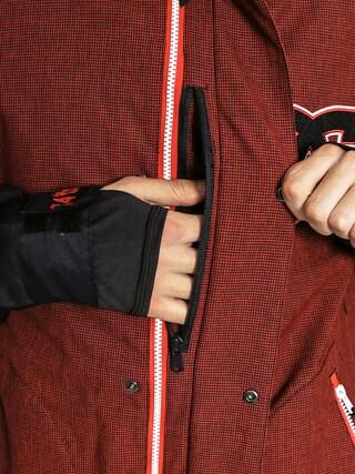 Kurtka snowboardowa DC Dcla (racing red)