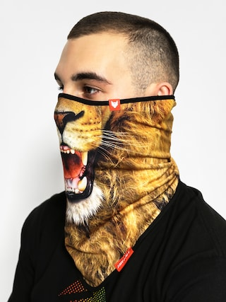 Bandana Wolface Golden Lion