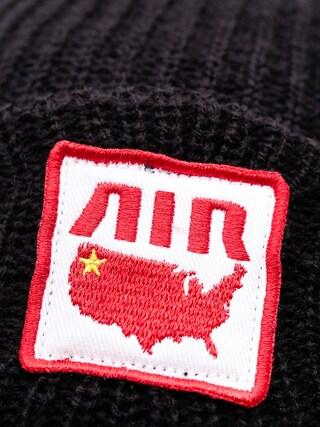 Czapka zimowa Airblaster USA Beanie (black)