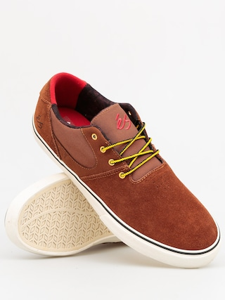 Buty Es Accel Sq (brown/tan)