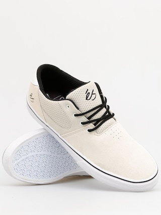 Buty Es Accel Sq (white/white/black)