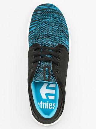 Buty Etnies Scout YB Wmn (black/blue)