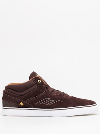 Buty Emerica Westgate Mid Vulc (dark brown)