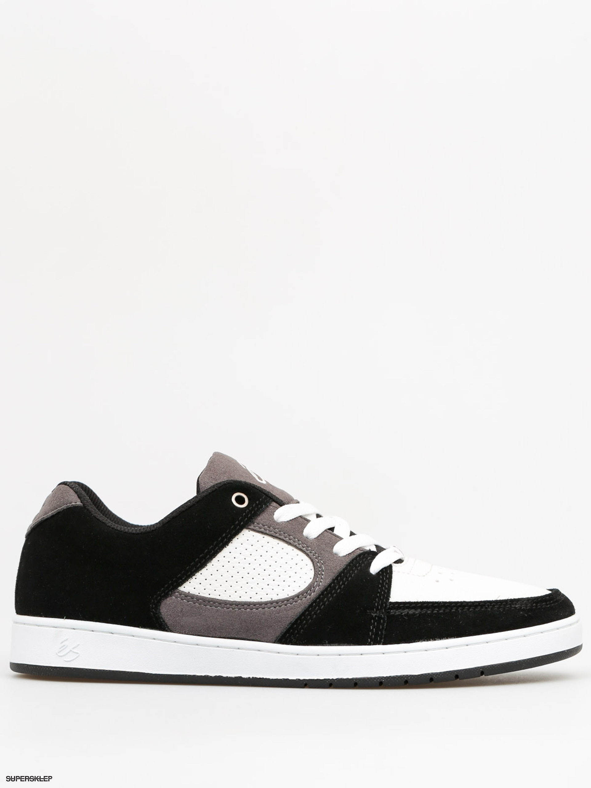 Buty Es Accel Slim (black/white/grey)