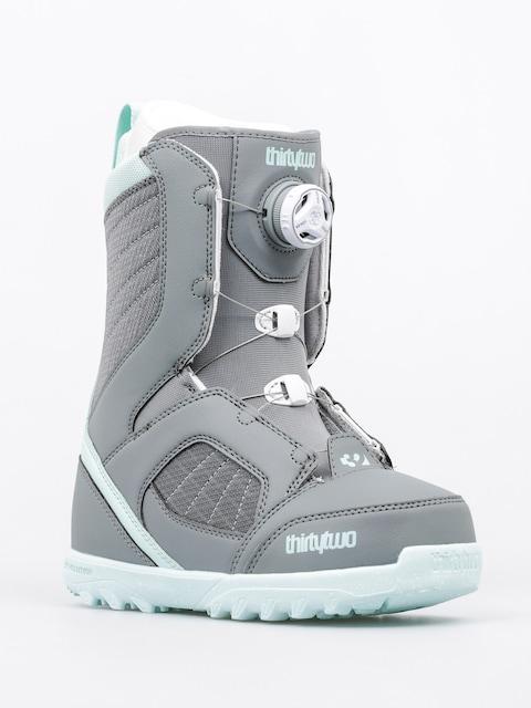 Buty snowboardowe ThirtyTwo Stw Boa Wmn (grey)