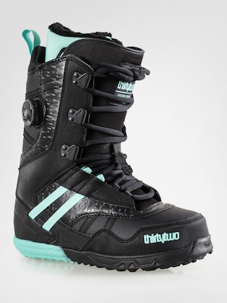Buty snowboardowe ThirtyTwo Session Wmn (blk)