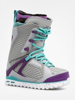 Buty snowboardowe ThirtyTwo Tm Two Wmn (grey/purple)