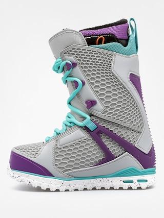 Buty snowboardowe ThirtyTwo Tm Two Wmn (grey/purple)