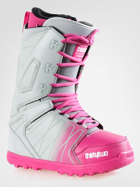 Buty snowboardowe ThirtyTwo Lashed Wmn (grey/pink)