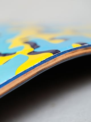 Deck Chocolate Alvarez Braaaap (yellow/blue)