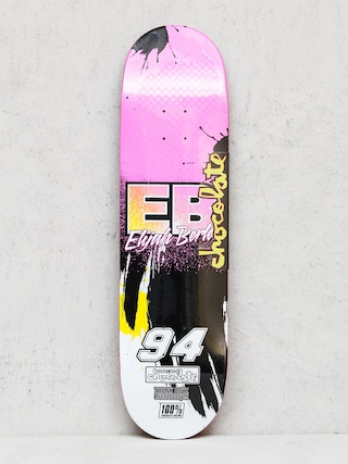 Deck Chocolate Berle Braaaap (pink/black)