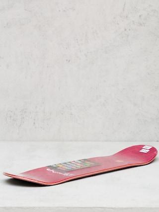 Deck Chocolate Perez Braaaap (pink/violet)