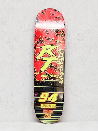 Deck Chocolate Tershy Braaaap (red/black)