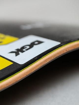 Deck DGK Boo And Dane Swap (black/yellow)