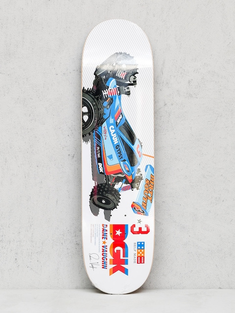 Deck DGK Dane Vaughn Hopper (white)