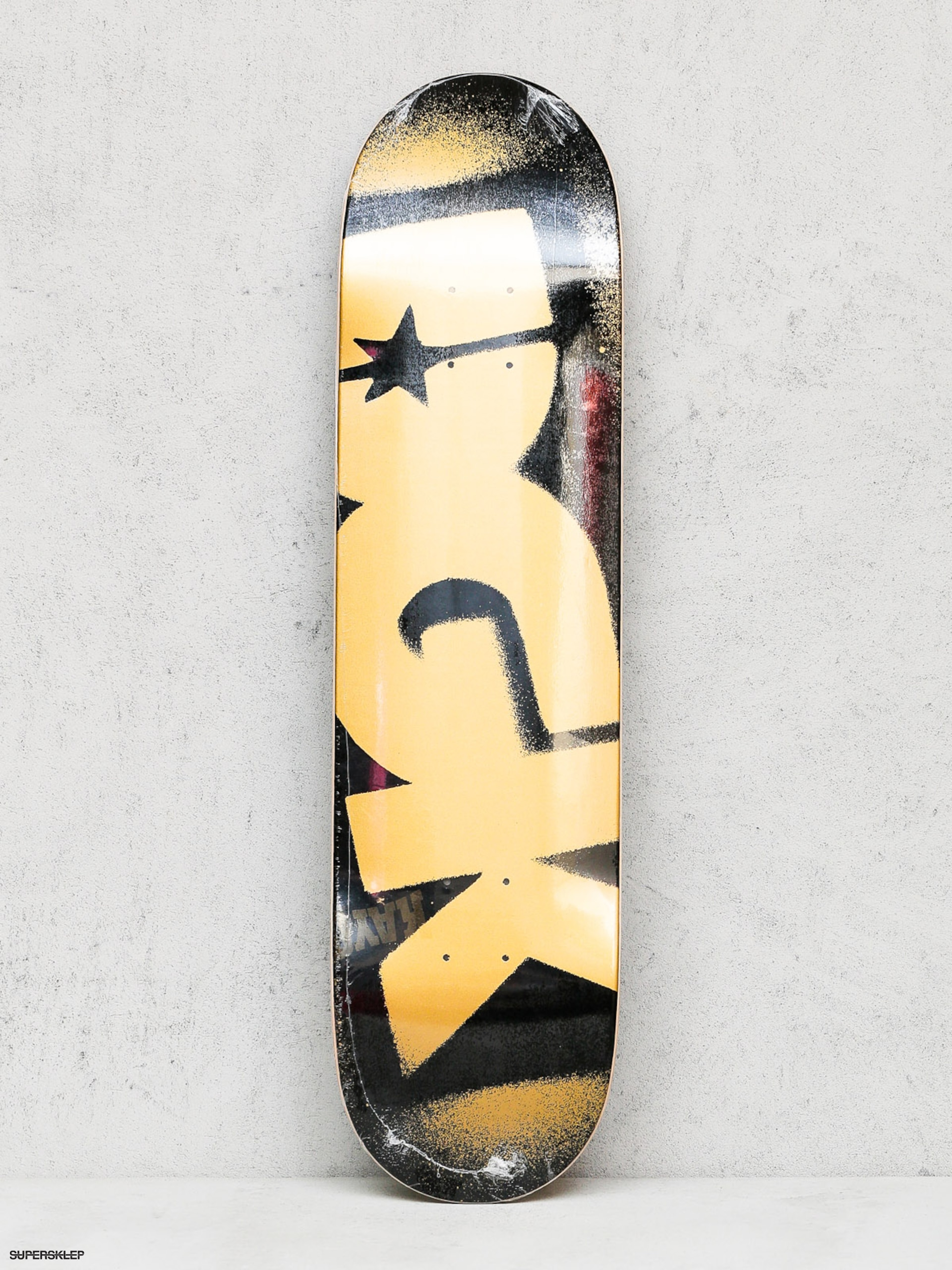 Deck DGK Price Point (black/gold)
