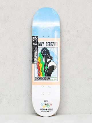 Deck Boulevard Cerecini Olympic (blue/white)