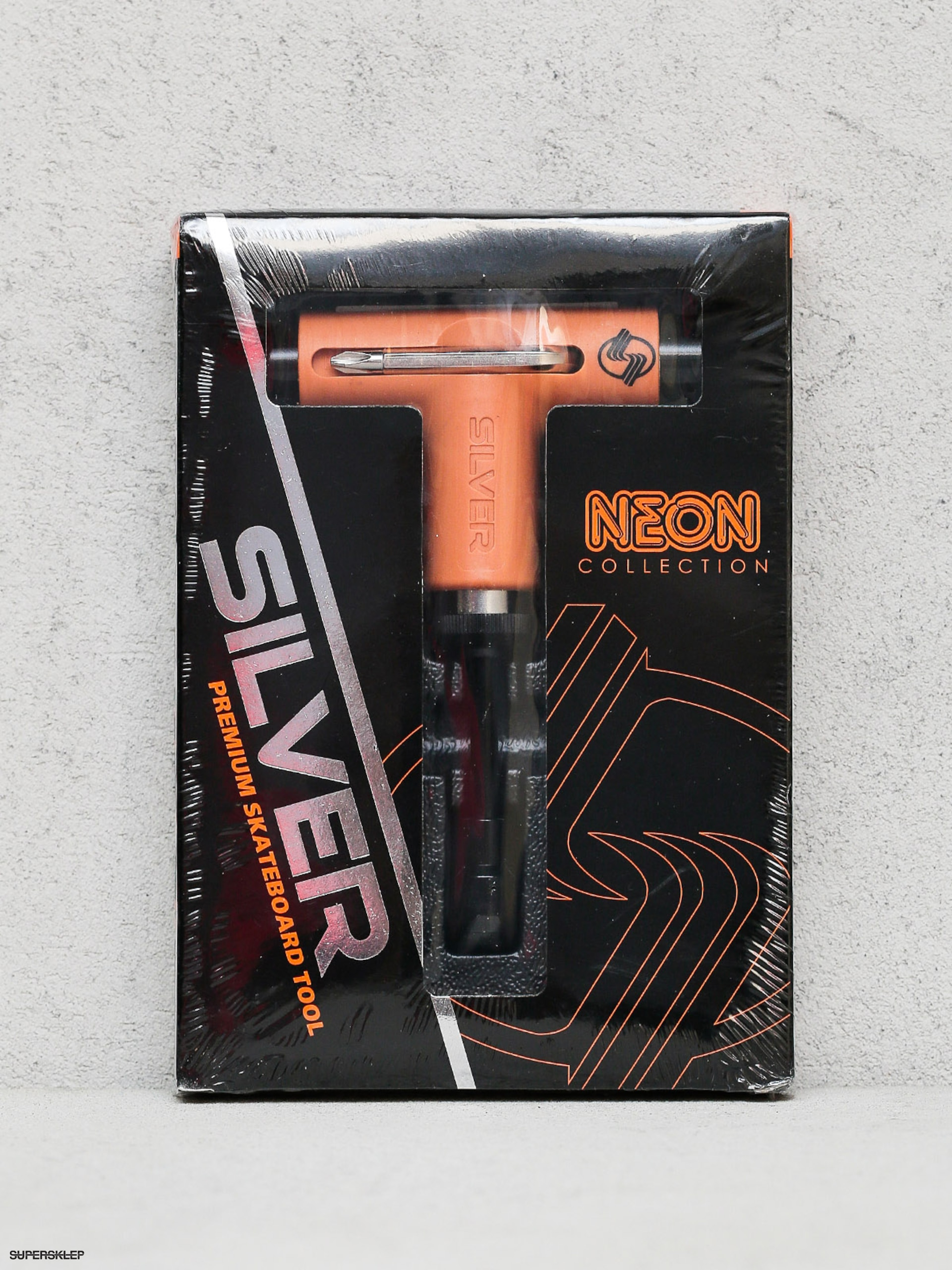 Klucz Silver Silver Tool Neon (orange/black)