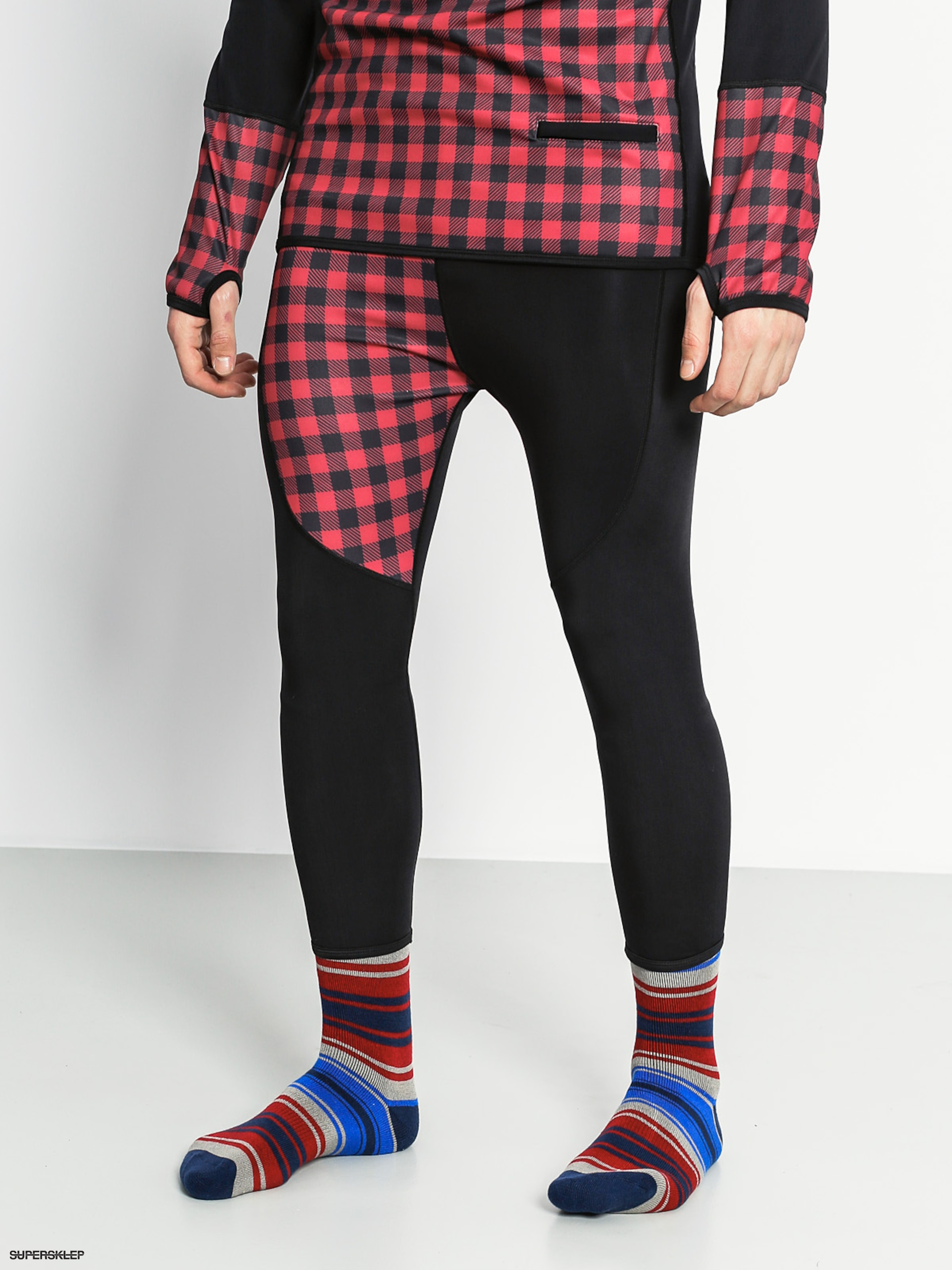 Kalesony aktywne Majesty Surface Base Layer Pants (lumberjack)