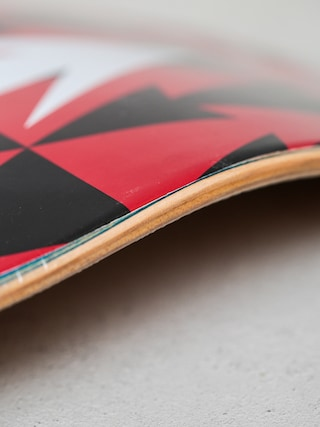 Deck Stereo Arrow Pattern (red)