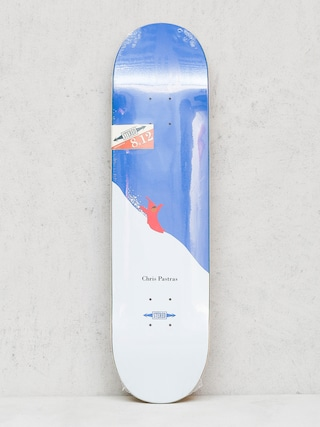 Deck Stereo Chris Pastras Snow Day (blue/white)