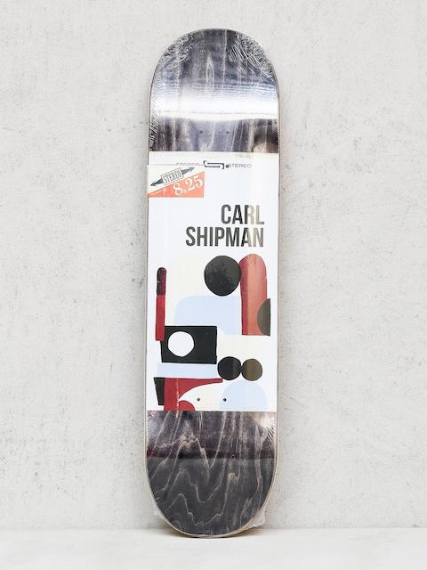 Deck Stereo Shipman Collage (black/white)