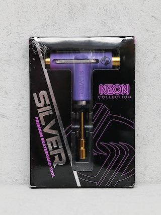 Klucz Silver Silver Tool Neon (purple/gold)