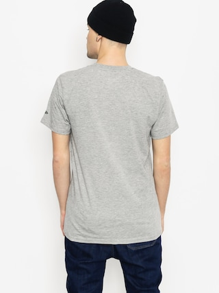 T-shirt New Era Arched (safgia/light grey)