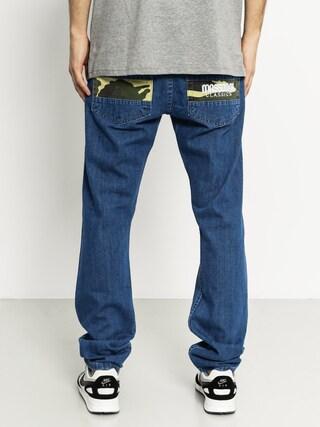 Spodnie MassDnm Classics Camio Straight Fit (blue)