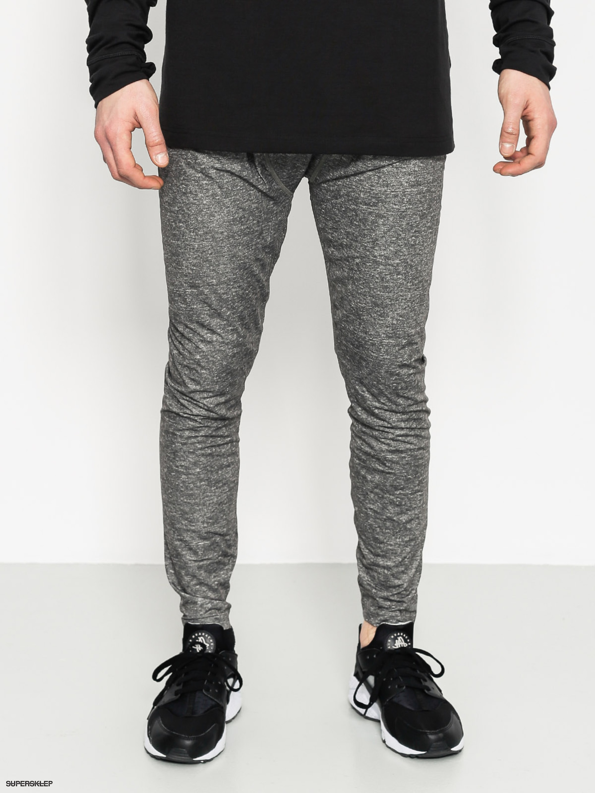 Kalesony aktywne Burton Lightweight Pant (monument heather)