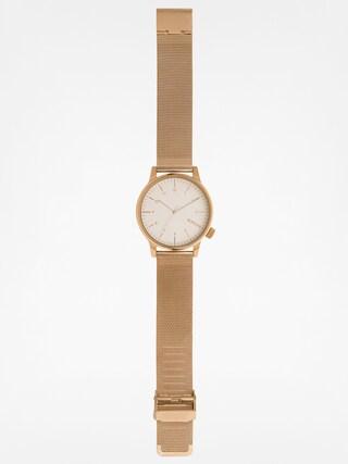 Zegarek Komono Winston Royale (rose gold/white)