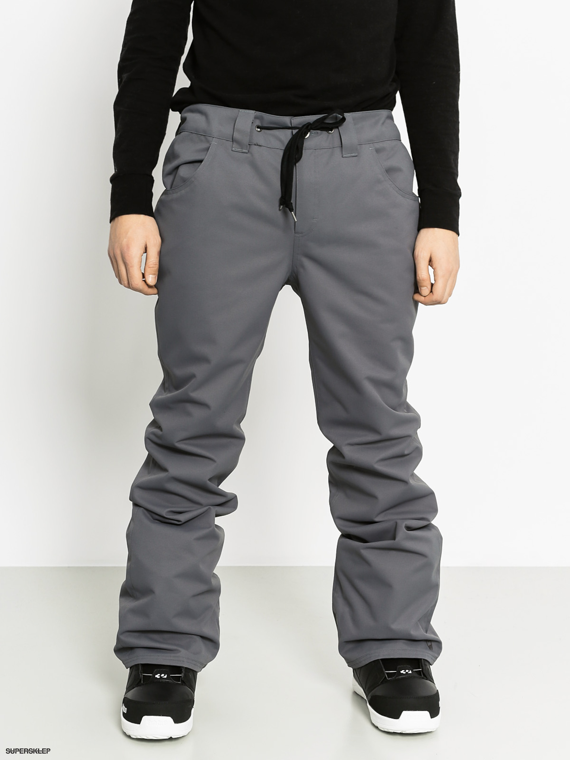 Spodnie snowboardowe Airblaster Pretty Tight (grey)
