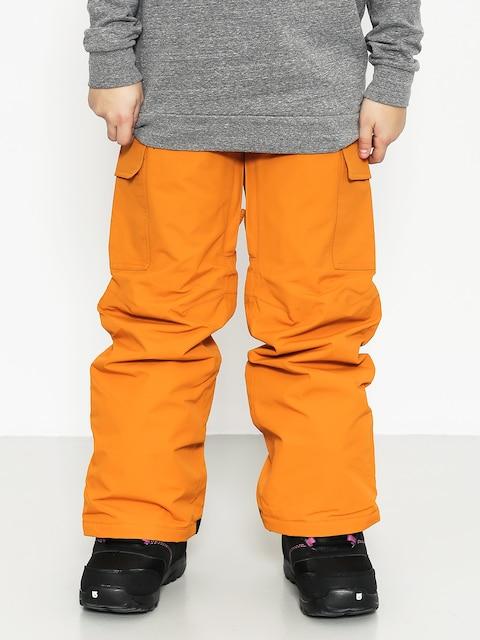 Dziecięce spodnie snowboardowe Burton Exile Cargo