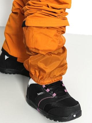 Dziecięce spodnie snowboardowe Burton Exile Cargo (maui sunset)