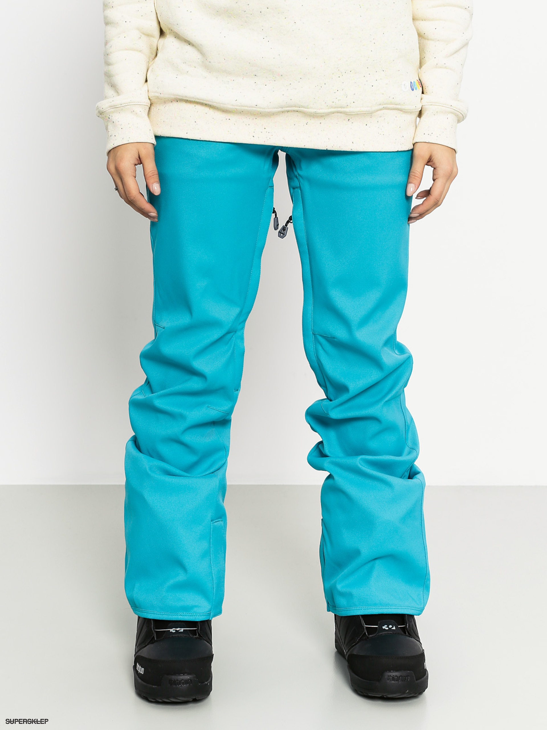 Spodnie snowboardowe Volcom Species Stretch Wmn (tel)