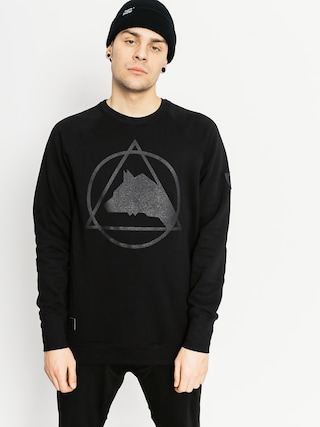 Bluza Majesty Wolfshead (black)