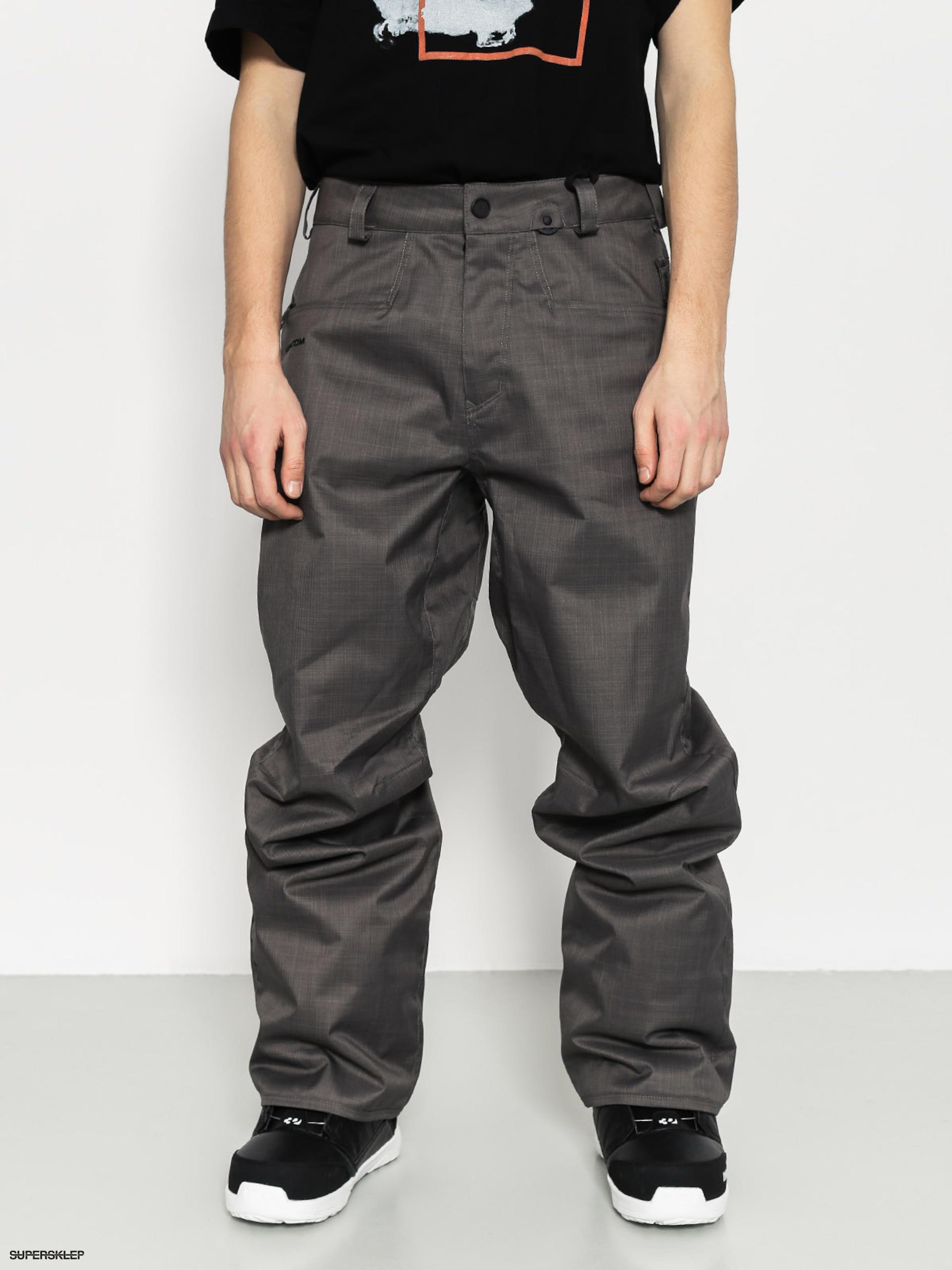 Spodnie snowboardowe Volcom Carbon (chr)
